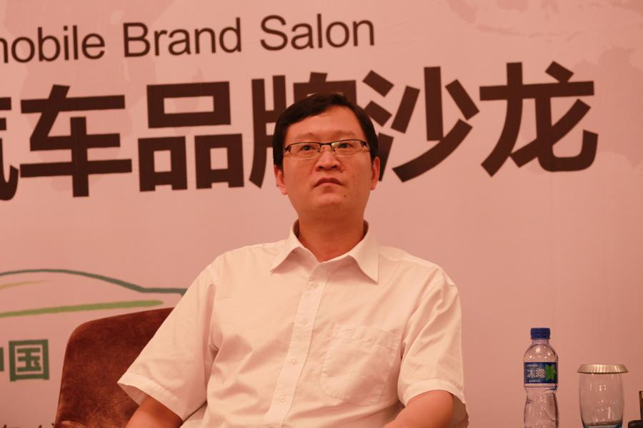 东风日产市场销售总部副总部长陈昊