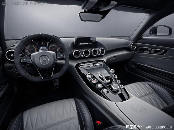 AMG GT家族的二哥来了 中国特别版售197.8万