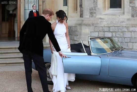哈里王子大婚 捷豹或成最后赢家?