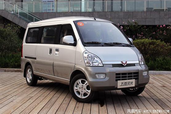 五菱荣光全系购车最高优惠0.4万 现车足
