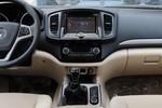 2015款 福田萨瓦纳 2.8T 柴油四驱豪华版 5座