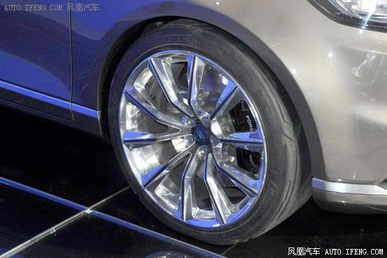 福特新s-max概念车高清图片