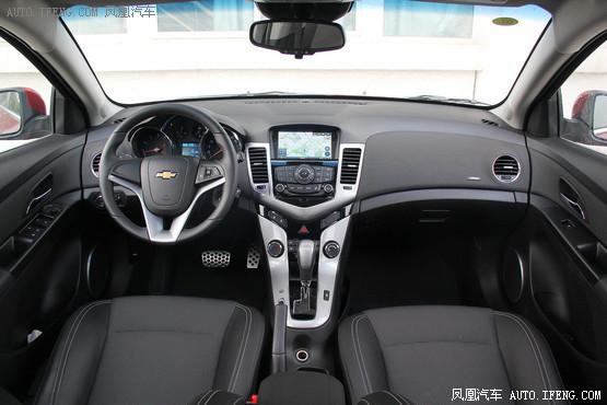2014款 雪佛兰科鲁兹 掀背 1.6T 自动旗舰版