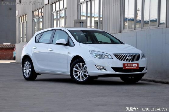 别克英朗XT享优惠1.8万元 西宁现车销售