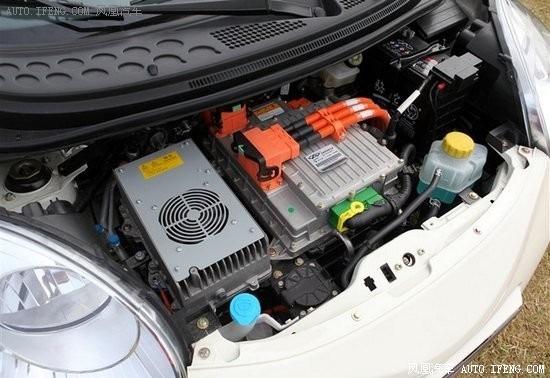奇瑞eQ电动车今日上市图片