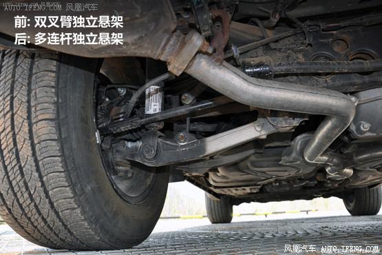 中的Jeep 大切诺基3.0TD柴油版试驾高清图片
