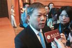 上海汽车集团股份有限公司副总裁陈德美