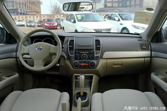 2012款 日产轩逸 1.6XE 经典手动舒适版