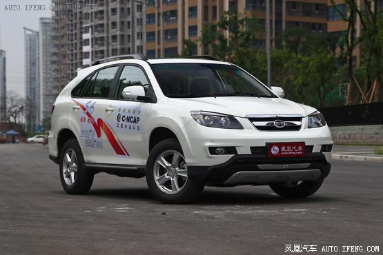 南京比亚迪S6少量现车在售 购车无优惠