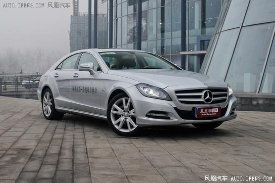 2013款奔驰cls300高清图片