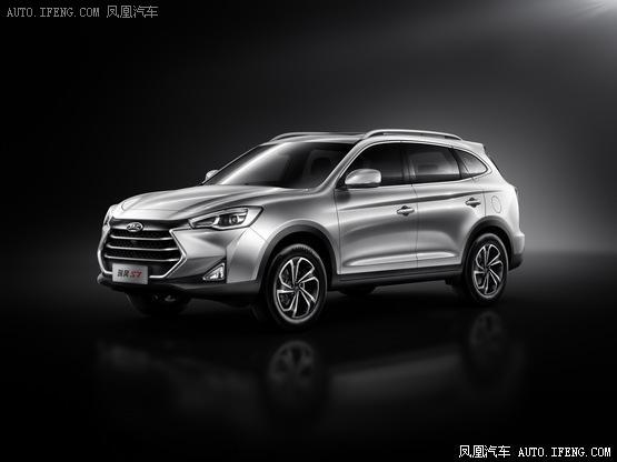 2017款 江淮瑞风S7-瑞风S7售价9.78万元起 少量现车在售中高清图片