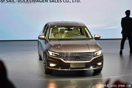 2018北京车展:上汽大众全新朗逸Plus正式亮相</span></h3>
