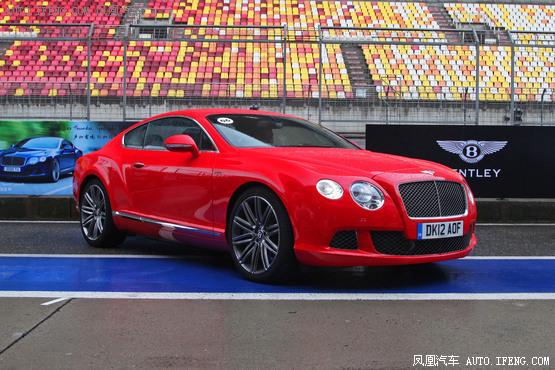 欧陆GT极速版双门版接受预订 订金50万