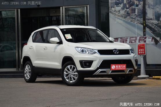 【南昌】绅宝X35 可降1.1万元 现车销售