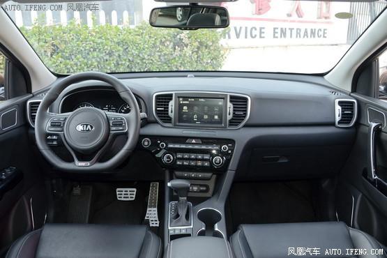 2016款 起亚KX5 1.6T 自动两驱Premium