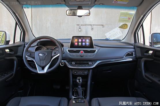 2017款 江淮瑞风S3 1.6L CVT智能互联型-2017款瑞风S3深圳售6.58万高清图片