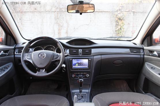 2013款 东风风神Cross 1.5L 自动尊逸型