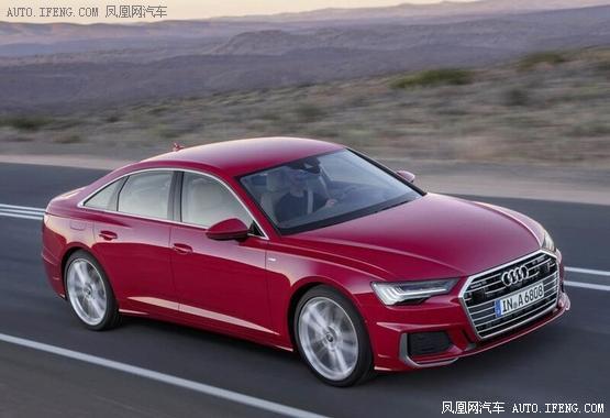 全新奥迪A6官图曝光 3月5日正式发布