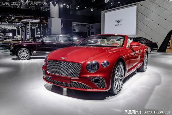 宾利全新飞驰首次在华亮相全新欧陆GT成都车展首秀