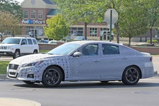 全新日产Altima将推四驱版 或亮相纽约车展