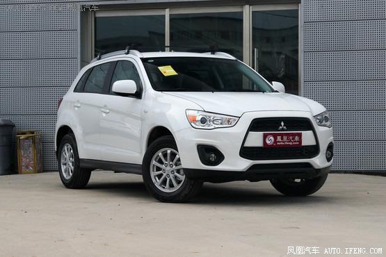 三菱劲炫最高优惠2.8万元 兰州现车销售