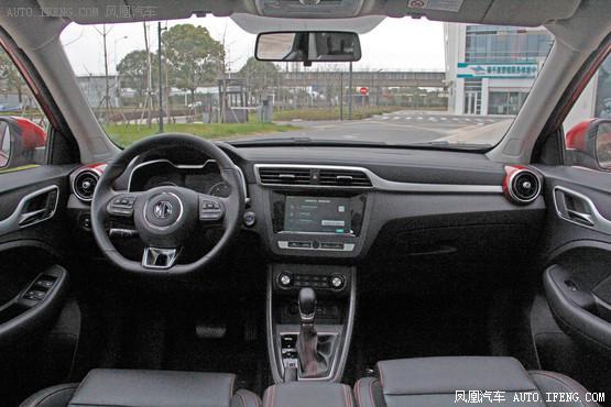 2017款 MG ZS 16T 自动旗舰互联网版