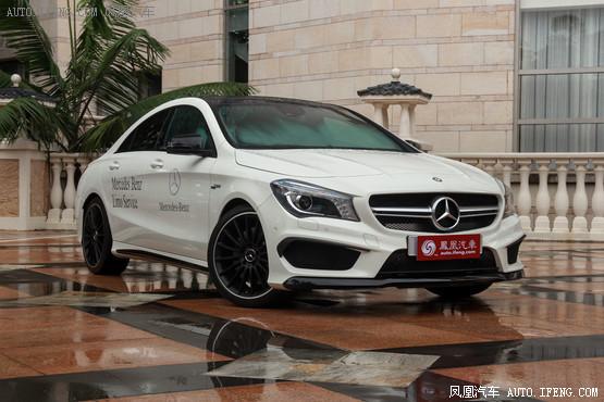 贵州贵星奔驰GLA级AMG最高优惠3.5万元