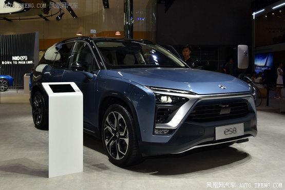 蔚来ES8基准版/六座版将亮相广州 年内开始交付