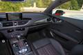 奥迪S/RS RS 7 实拍内饰图片