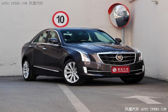 凯迪拉克ATS-L无锡优惠3万 少量现车售