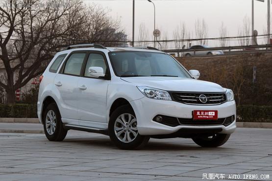 太原海马S7购车综合优惠5千元 现车在售