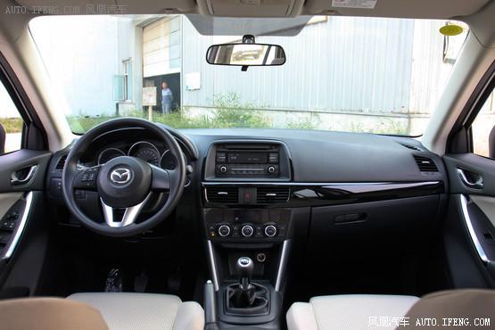 2015款 马自达CX-5 2.0L 手动两驱舒适型