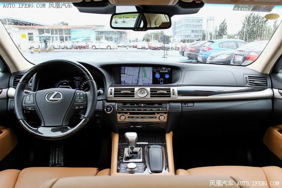 2014款 雷克萨斯LS600hL