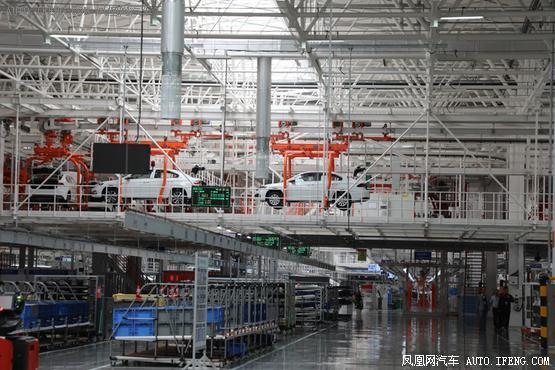 一汽-大众华东基地正式投产 全新一代宝来首发
