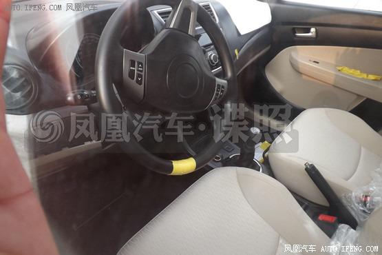 长安铃木全新羚羊将搭载1.6L发动机高清图片