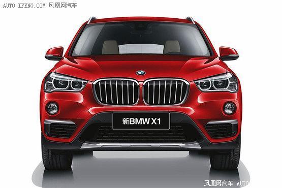 2019款宝马X1上市 售28.38