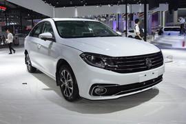 东风风行景逸S50 2015上海车展 新车图片