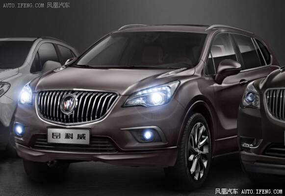 2014 - [Buick] Envision - Page 2 2088384_3