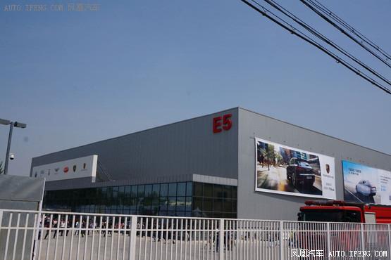 【风驰电掣 】北京车展展馆特色排行 设计品味大不同
