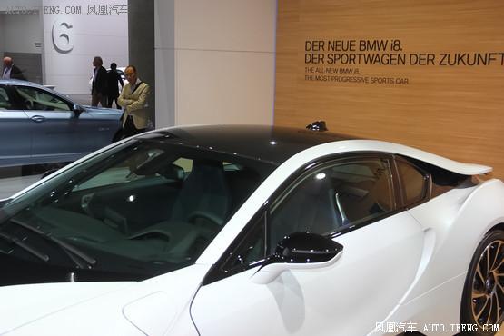 预计宝马i8正式上市后价格将不凡.   动力方面,新款宝马i8量高清图片