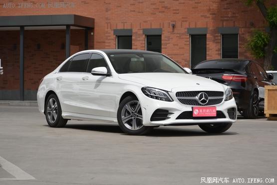 新款奔驰C200L上市推三款车型售30.78-31.58万元