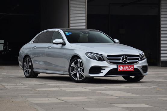 新款奔驰E级正式上市 售42.28-62.98万</span></h3>