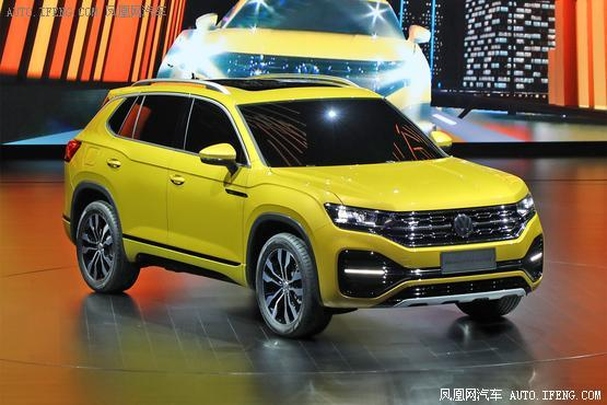 一汽-大众中型SUV亮相 T-Roc七月上市</span></h3>