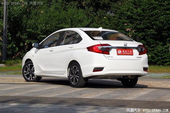 本田哥瑞将推两厢版车型预计明年上市7座锐界和柯迪亚克哪个好图片