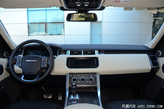 2016款 路虎揽胜运动版 3.0 V6 SC HSE