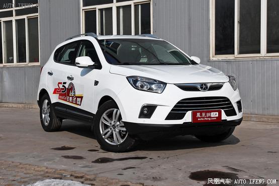 58 制表:凤凰汽车 据了解,瑞风s5是江淮汽车旗下唯一一款紧凑型suv
