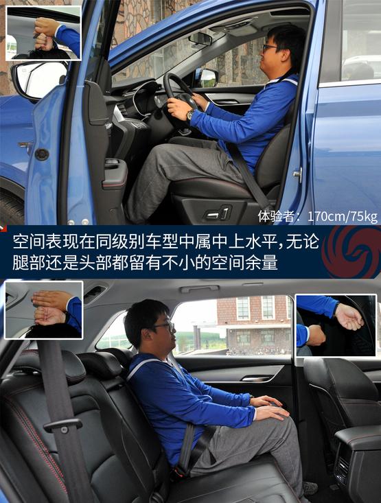 下半场从G开始 试驾斯威全新SUV G01