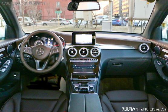 北京奔驰GLC 200 L上市 售39.98万元