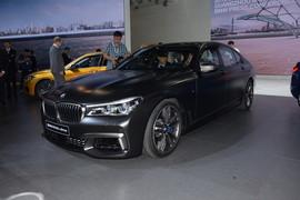 宝马M760Li  2015上海车展 新车图片