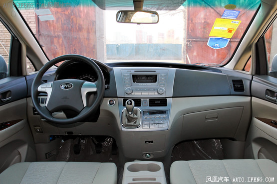 2013款 比亚迪M6  2.0L 手动舒适型